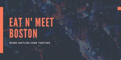 Eat N' Meet - Boston