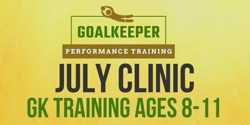 GKPT Summer Clinic Ages 8 -11