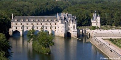 EXCURSION - Les Châteaux de la Loire / Daytrip to Loire Valley Castles
