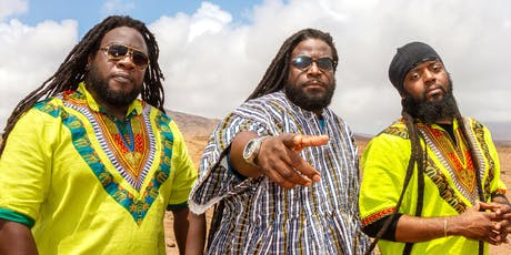 Morgan Heritage • Jemere Morgan tickets