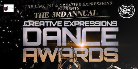 Creative Expressions Dance Awards 2019 tickets