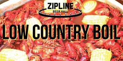 Beer Hall Low Country Boil