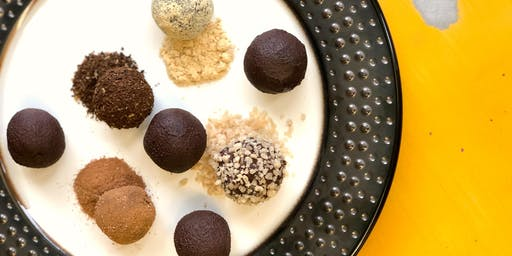 Spirits-infused Truffle Making Workshop: Taza Chocolate and Caledonia Spirits