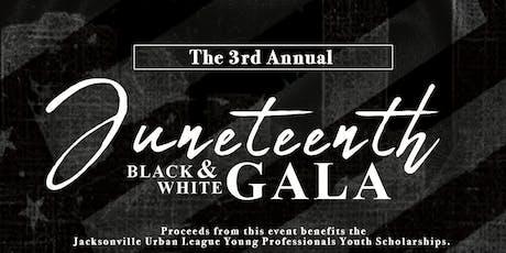 Juneteenth Black & White Gala tickets