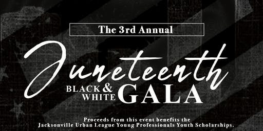 Juneteenth Black & White Gala