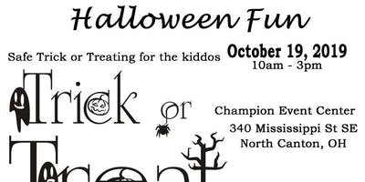 Halloween Fun Craft & Vendor Show