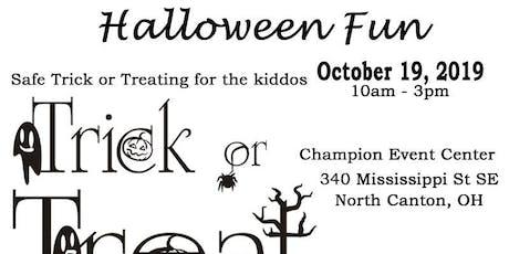 Halloween Fun Craft & Vendor Show tickets