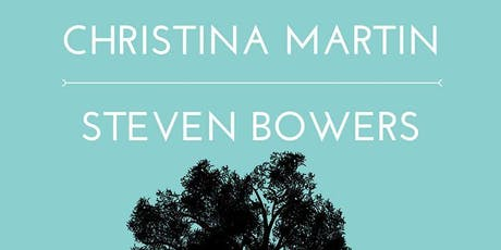 Christina Martin & Steven Bowers in Concert tickets