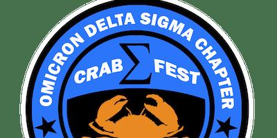 2019 Omicron Delta Sigma Annual Scholarship Crab Feast