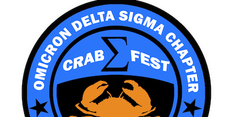 2019 Omicron Delta Sigma Annual Scholarship Crab Feast tickets