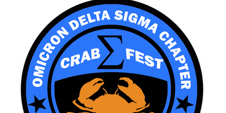 2019 Omicron Delta Sigma Annual Scholarship Crab Feast tickets