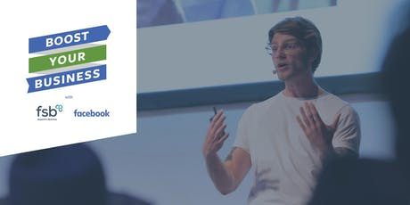 FSB Business Masterclass: Boost Your Business with Facebook  tickets