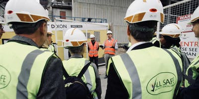 The Box Hard Hat Tour - August 2019