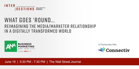 What Goes 'Round: Reimagining the Media/Marketer Relationship tickets