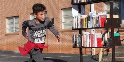 Griffin-Spalding County Library Book Bolt 5K 2019