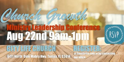 Church Growth Ministry Leadership Conference