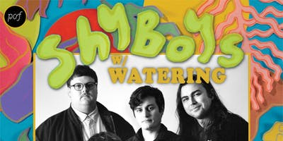 SHY BOYS • Hall Johnson • Watering