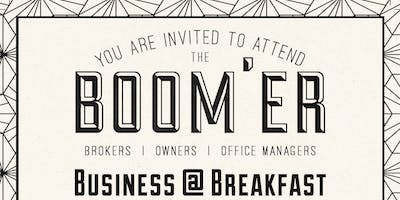 BOOM'er Business @ Breakfast