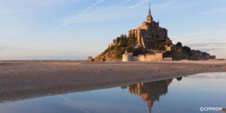 EXCURSION - Le Mont Saint-Michel / Daytrip to Le Mont Saint-Michel billets