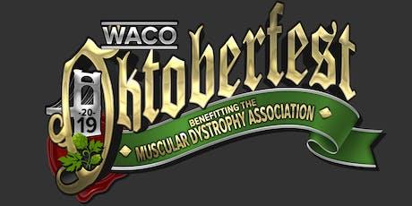 Waco Oktoberfest  tickets