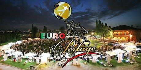 EURO Perlage, La Notte Delle Bollicine 2019 biglietti