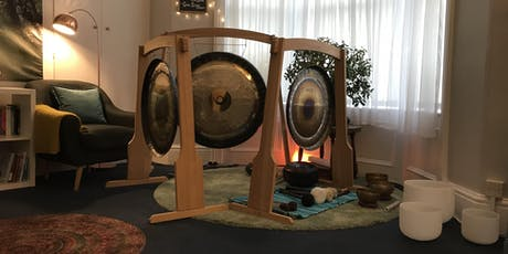 * Monday Night Gongs * Gong Sound Bath - Luna Treatment Rooms, Harrogate tickets