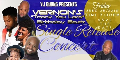 Vernon's Single Release Concert