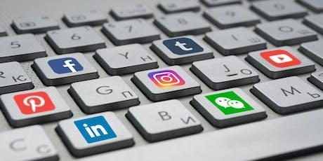 Corso gratuito Social Media Marketing biglietti