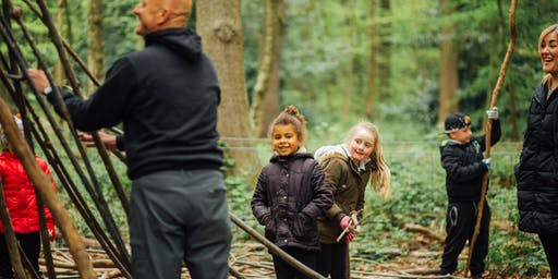 Greno Woods Family Wild Activity Day
