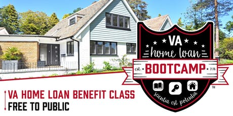 VA Home Loan Bootcamp Yelm tickets