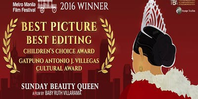 "Film Screening and Discussion - ""Sunday Beauty Queen\"""