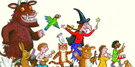 Julia Donaldson Storytime tickets