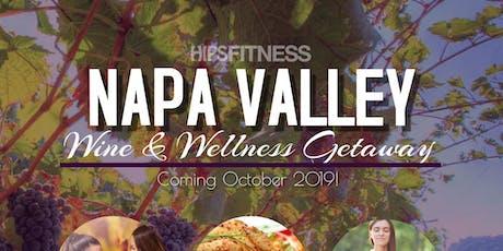 Napa Valley Wellness & Wine Getaway! tickets