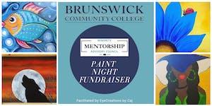 Paint Night Scholarship Fundraiser
