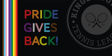 Pride Gives Back tickets