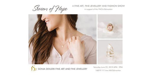 Season Of Hope Fundraiser: A Fine Art, Fine Jewellery, and Fashion Show