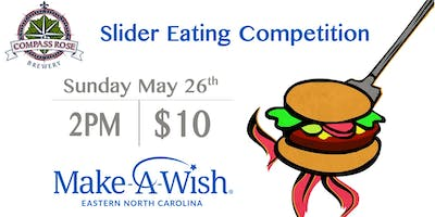 Slider Eating Competition