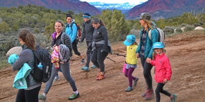 Inward Bound // Mindfulness Hiking with Amy Baker