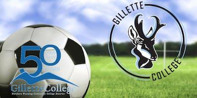 Soccer Field Dedication & Games - Gillette College 50th Anniversary