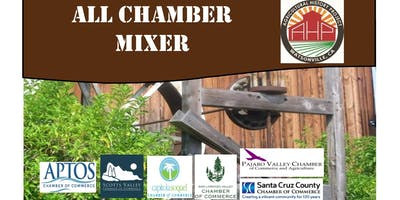 All-Chamber Mixer at the Ag History Project