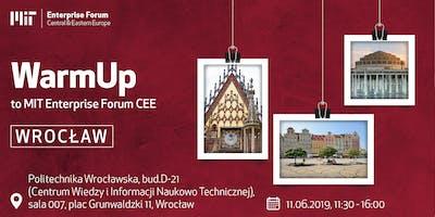 WarmUp to MIT EF CEE - Wrocław