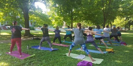Supreme Peace Community Yoga tickets