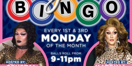 Clarendon Drag Queen Bingo