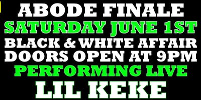 PearlTRAY's ABODE Finale Party June 1st