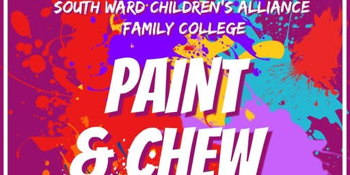 South Ward Children's Alliance Paint and Chew