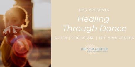 HPG: Healing Through Movement (Qoya) tickets