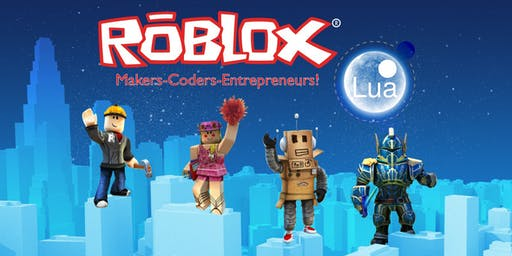 Summer Camp: Roblox Coders- Ages 8 to 13