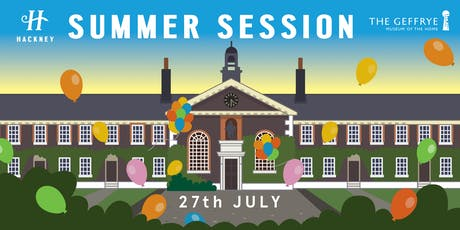 Hackney Brewery x Geffrye Museum: Summer Session tickets