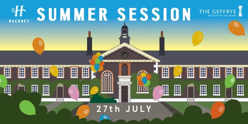 Hackney Brewery x Geffrye Museum: Summer Session