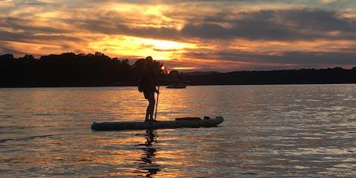 Summer Solstice Sunrise | Gentle SUP Yoga